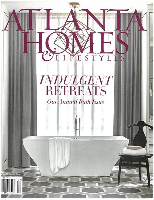 Atlanta Homes & Lifestyles | 2021 Bath of the Year